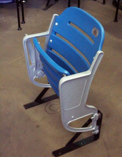 Silver 507 Yankee Seat