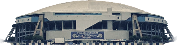 Texas Stadium (Dallas Cowboys) Seat Removal