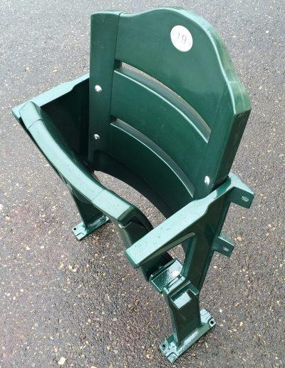 Green Modern Seat