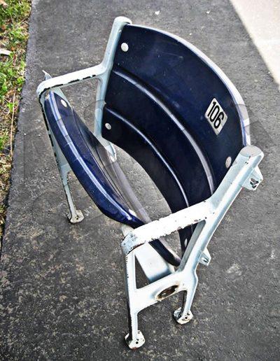 Texas Stadium Floor-Mount Seat