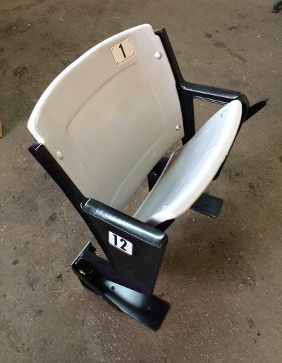 Stadium Seat Gray
