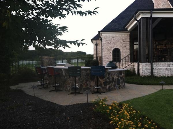 Backyard Grill in Alabama
