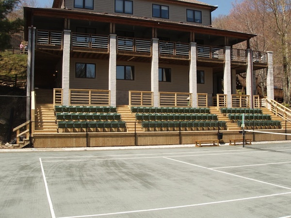Tennis Club in North Carolina