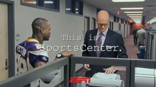 This Is SportsCenter Commercial Compilation