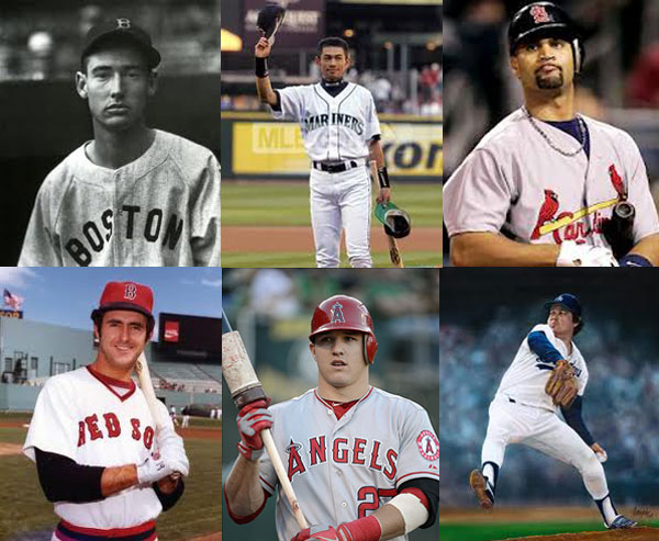 Poll: Best rookie season of all time?