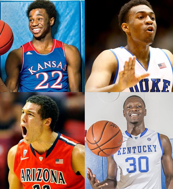 Poll: Which freshman phenom would you most want on your favorite NBA team?