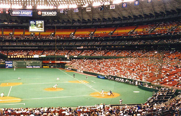Astrodome Floor Stands Available