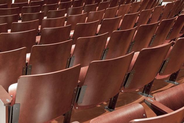 Irwin Crusader Surplus Auditorium Seats