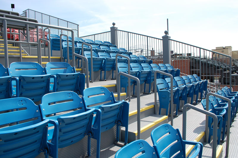 At what point do I receive bulk prices on stadium seats?