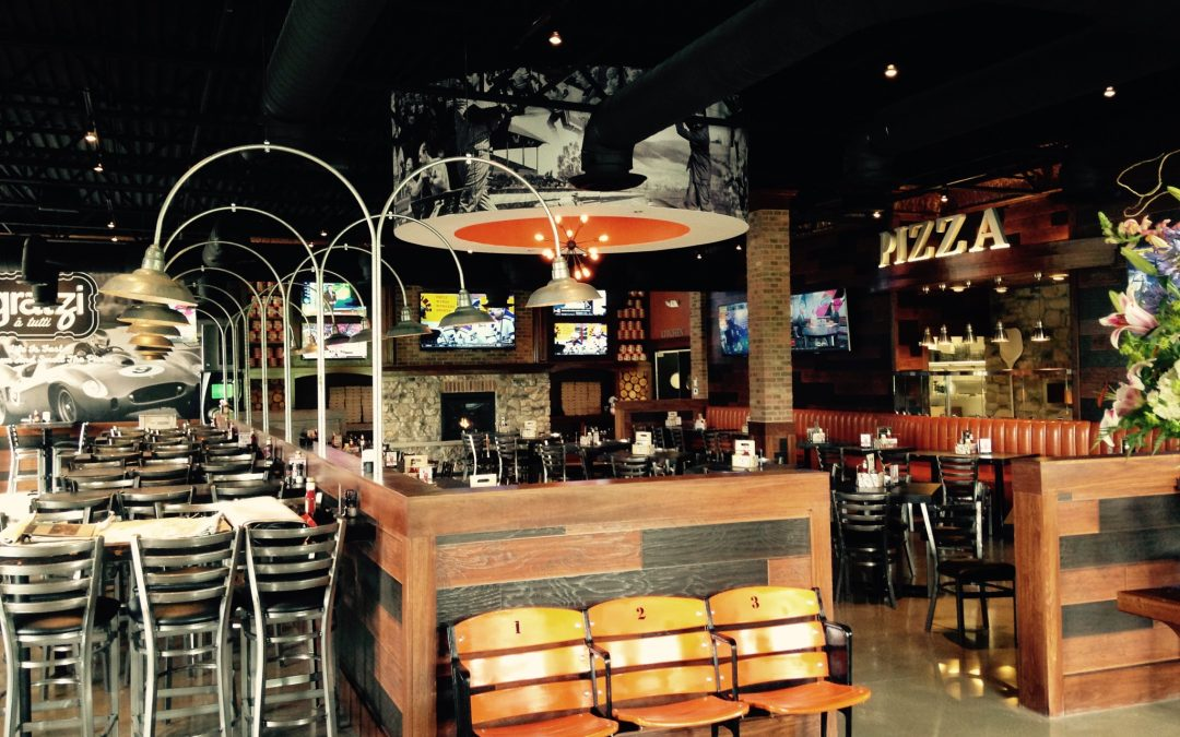Gratzi Pizzeria & Sports Bar, Columbus