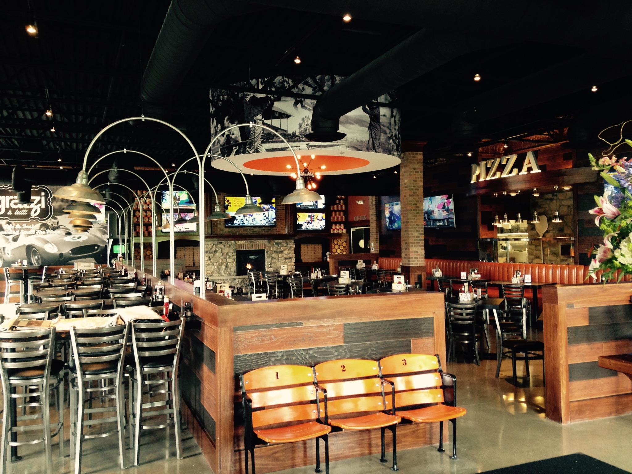 Gratzi Pizzeria & Sports Bar, Columbus