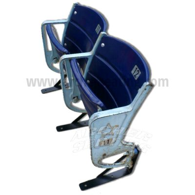 Dallas Cowboys (Texas Stadium) seat with logo leg