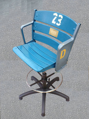 Los Angeles Dodgers Stadium Seat, Barstool Seat
