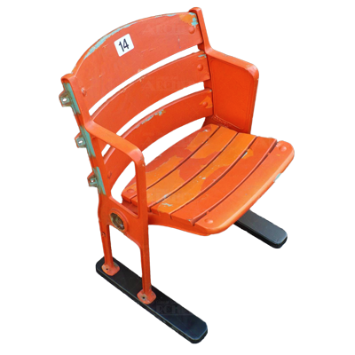RFK Washington Nationals Orange Stadium Seat