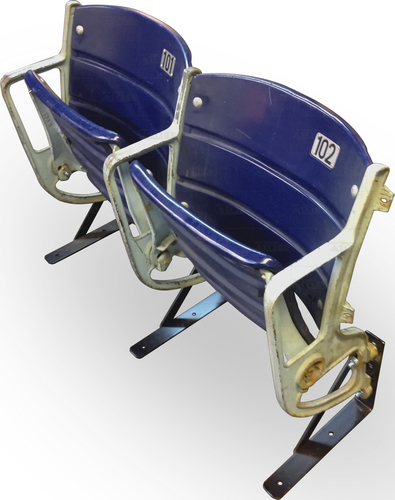Dallas Cowboys (Texas Stadium) Riser Mount Double Seat