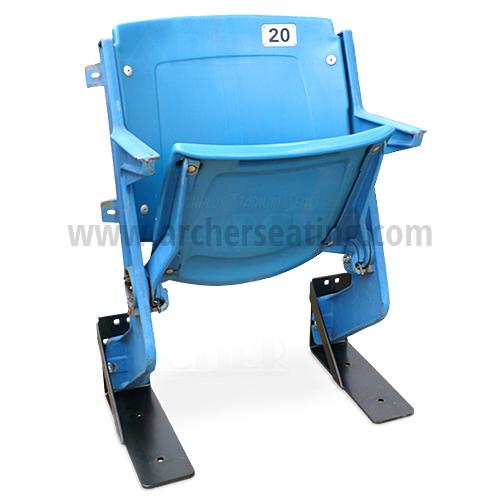 Silverdome Seat Brackets