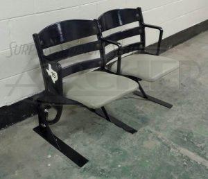 Astrodome Bleacher Stadium Seats
