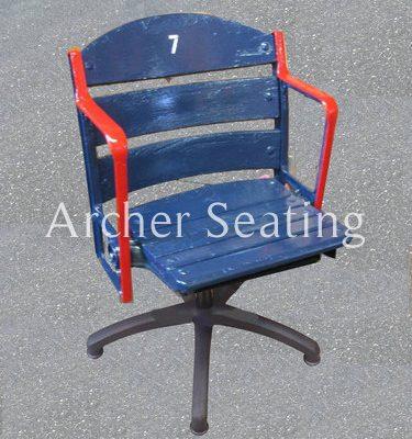 Fenway Stadium Seat