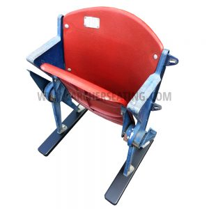 New York Giants Stadium Seat; Single Floor-Mount Seat