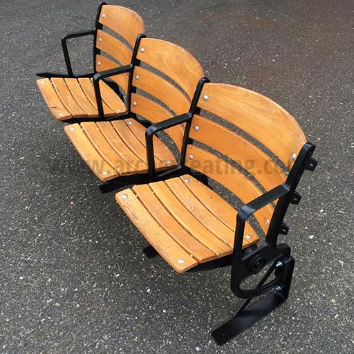 Grant Wooden Ballpark Seats