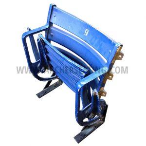 baltimore memorial metal single seat