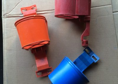 various cup holders