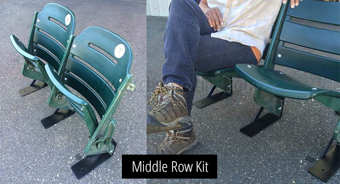 Minute Maid Park Middle Row Kit
