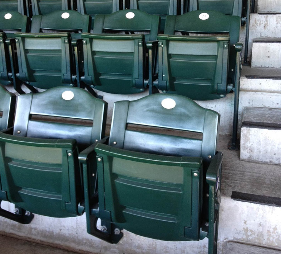 Stadium Seat Renovations and Upgrades Services