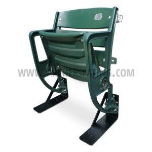 Surplus Forest Green Stadium Seat from Camden Yards