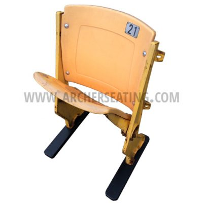 Chicago Bears' Soldier Field Single Stadium Seat