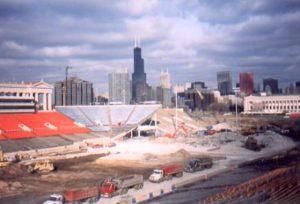 Chicago Bears Soldier Field Stadium