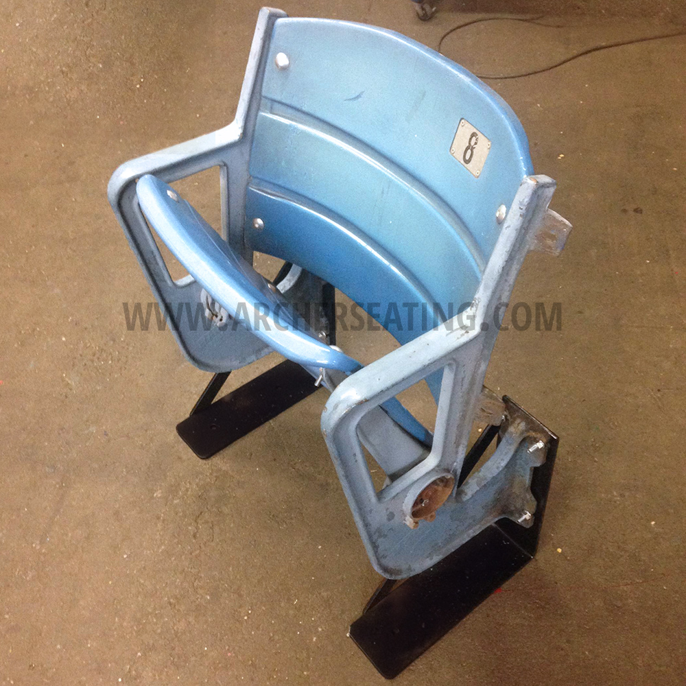 Original New York Yankees Stadium Seat