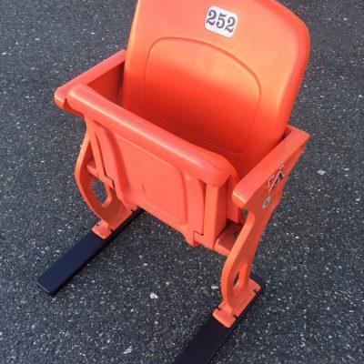 Auburn football seat Jordan Hare stadium