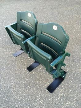 Green Fusion stadium seats Hussey Coors Dbacks Seattle