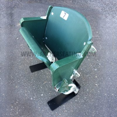 Oakland Coliseum Stadium Seat Raiders A's