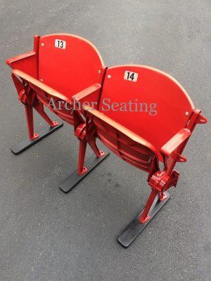 Buffalo Bills stadium seats