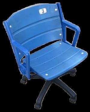 Yankee Stadium Seat - Rolling Chair