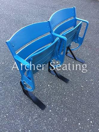 Stadium Seats refinished
