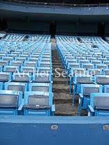 Stadium Seat Brackets and Floor Stands