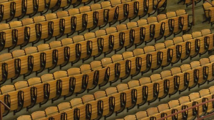 Cassell-Coliseum Seats