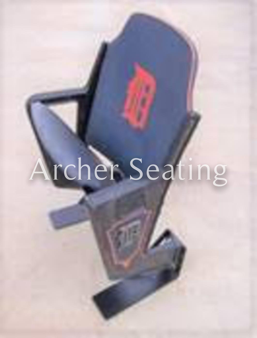 """Tiger Stadium """"Tiger Den"""" Seats"""
