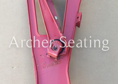 American Seating Floor Mount Legs 4400 Casting