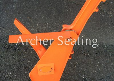 Irwin Handicap EA Equal Access stadium seat leg