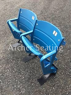 Pair of Yankee Seats