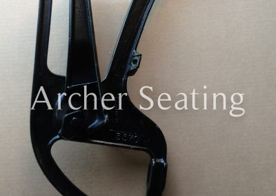 American Seating 3570 casting riser leg