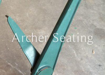 American Seating Handicap leg no armrest