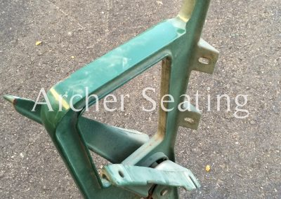 American Seating 3490 casting floor mount leg