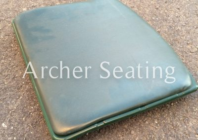 American Seating padded stadium seat bottom