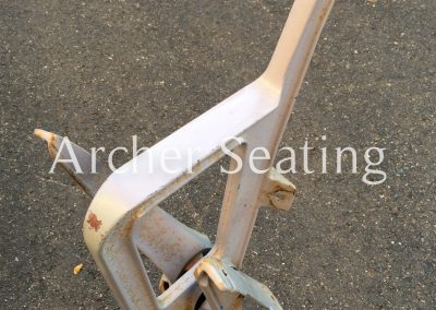 American Seating stadium seat floor mount leg 4400