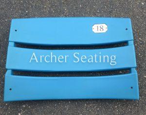Yankee Stadium Seat Slat Back